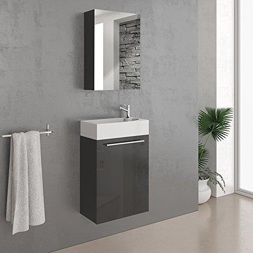 Bad Kuche Waschtisch Unterschrank Badmobel Gaste Wc Waschbecken