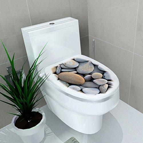standard WC | Toilettensitz aufkleber