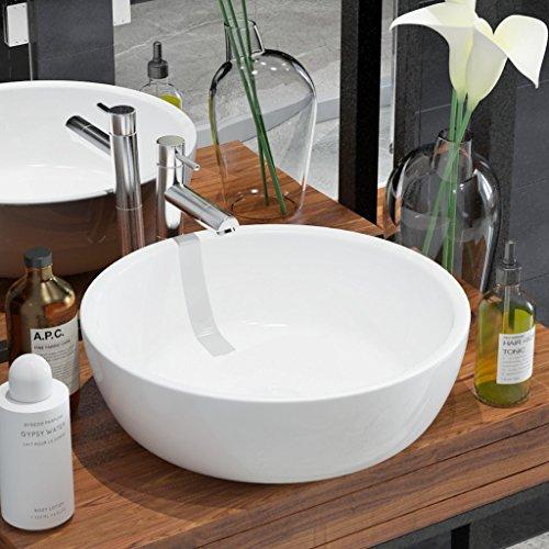 Keramik Aufsatz waschbecken